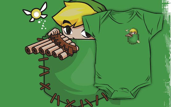 Pocket Link by harebrained