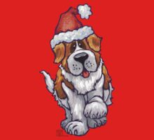 St. Bernard Christmas Kids Clothes