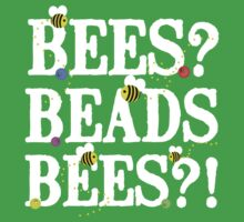 BEES? Beads. BEES?! Kids Clothes