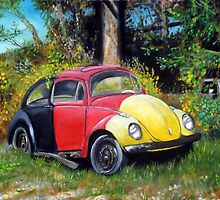 A Bug Retired by Norbert Haupt