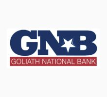 GOLIATH NATIONAL BANK logo by Ritchie 1
