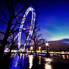 The Millennium Wheel an artistic perspective by Darren Bailey LRPS