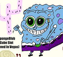 Sponge Blob Cube Slot by RouletteRaj