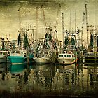 Shrimp Boat Row by Jonicool