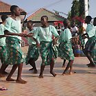 Ghana Dancers by TravelGrl