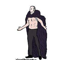 Joe Walker is... Voldemort by wellsi