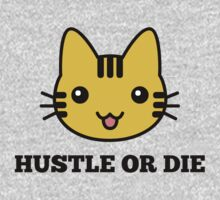 Swag Kitty - Hustle or Die - Marigold by moonshine and lollipops