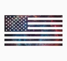 Stars and Stripes Nebula by everyone-us