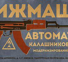 AK-47 (Blue) by Daviz Industries