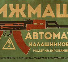 AK-47 (Green) by Daviz Industries