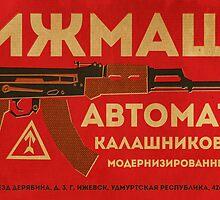 AK-47 (Red) by Daviz Industries