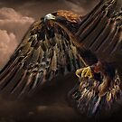 ☝ ☞ GOLDEN EAGLE IN FLIGHT ☝ ☞ by ✿✿ Bonita ✿✿ ђєℓℓσ