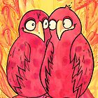 Love Birds by Sophie Grunnet