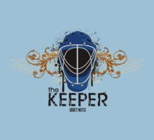 Keeper Hockey Goalie by SaucyMitts