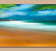 Saltwater art NSW 01 by kevin chippindall