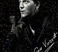 GENE VINCENT the one & only by Matterotica