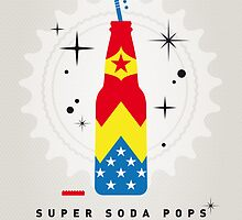 My SUPER SODA POPS No-04 by Chungkong
