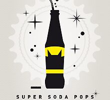 My SUPER SODA POPS No-07 by Chungkong
