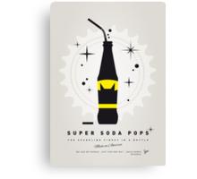 My SUPER SODA POPS No-07 Canvas Print