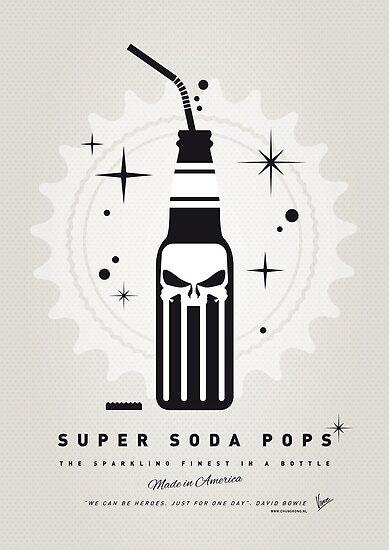 My SUPER SODA POPS No-15 by Chungkong