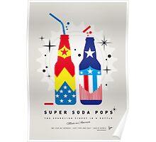 My SUPER SODA POPS No-24 Poster