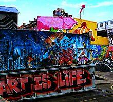 Art is Life by JamesAiken