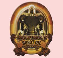 Mortimors Robot Oil. Kids Clothes