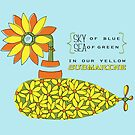 The Yellow Submarine by Julie Hartman
