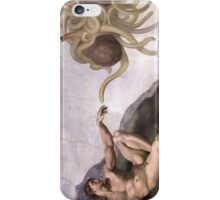 Flying Spaghetti Monster iPhone Case/Skin