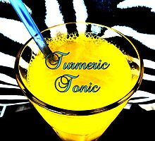 Turmeric Tonic  by ©The Creative  Minds