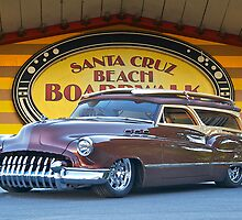1950 Buick Woody Wagon I by DaveKoontz