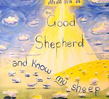 I AM the Good Shepherd by Matthew Scotland
