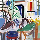 Lisa V Robinson: Abstract Interiors by Lisa V Robinson