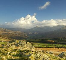 The Duddon Valley and Coniston Fells by VoluntaryRanger