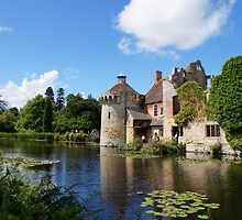 Scotney Castle National Trust by 580andrewh