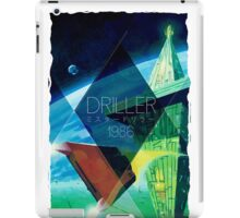 Driller iPad Case/Skin