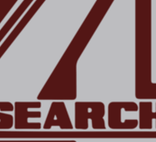 Search 4 Rock Team Assemble Sticker