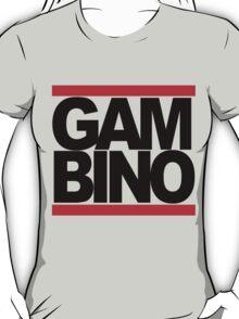 RUN GAMBINO T-Shirt