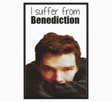 I suffer from benediction by bowtieskeys