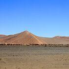 Dunes I by Jennifer Sumpton