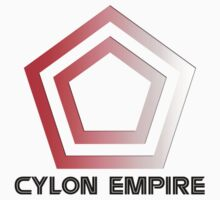 Cylon Empire Insignia by lingus