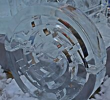 Ice Wheel by Gordon Traill