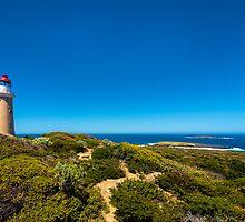 Cape de Couedic Lighthouse  by John Sharp
