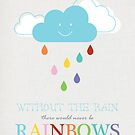 without the rain nursery art by creativemonsoon