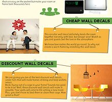 Cheap Wall Stickers by RainbowLoomx