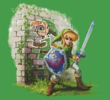 Link - The Legend of Zelda by Angio