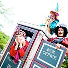 Smallest Theatre In The World Portrait by Lucy Johnston