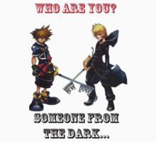 Sora&Roxas by DragonsKing