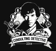 Consulting Detective by Tom Trager