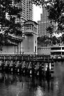 Brickell Avenue Bridge by njordphoto